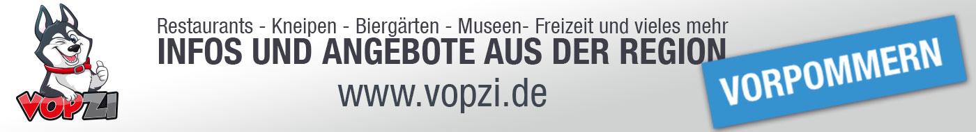Informationen und Angebote aus Vorpommern
